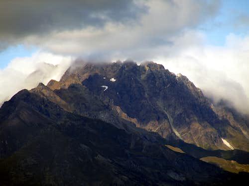 A hot & ... : Mont Velan roasted & parched