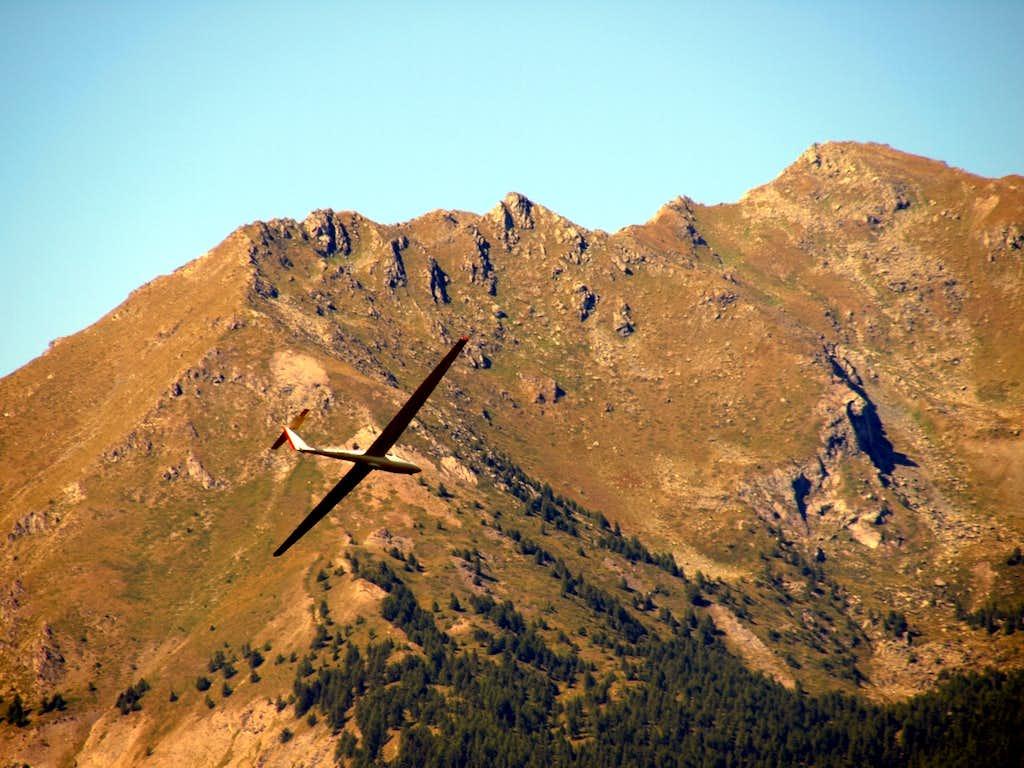 A hot & ... : Mont Saron-Tête de la Praz-Crou de Bleintse or Blenchy