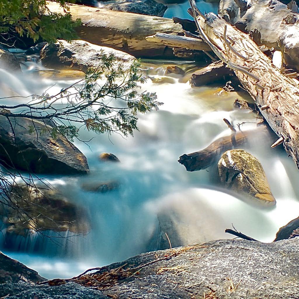 Glacier Creek - King's Canyon