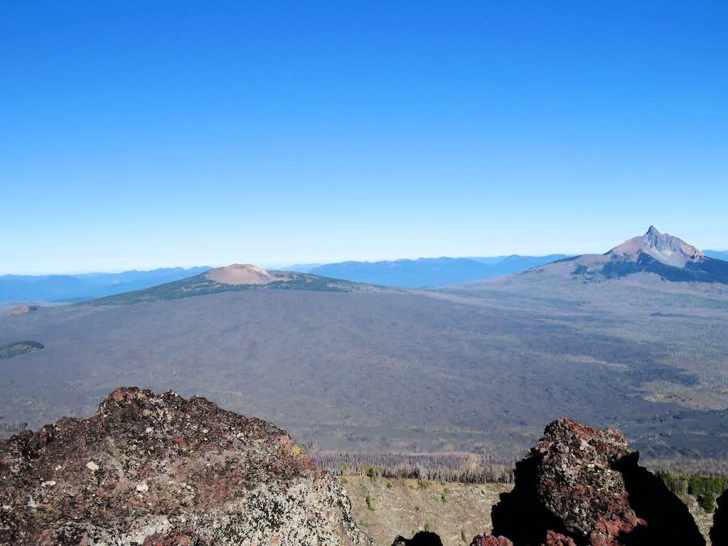 Mt. Washington & Belknap Crater