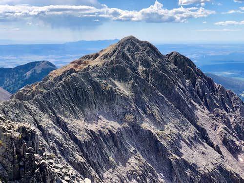 Spiller Peak