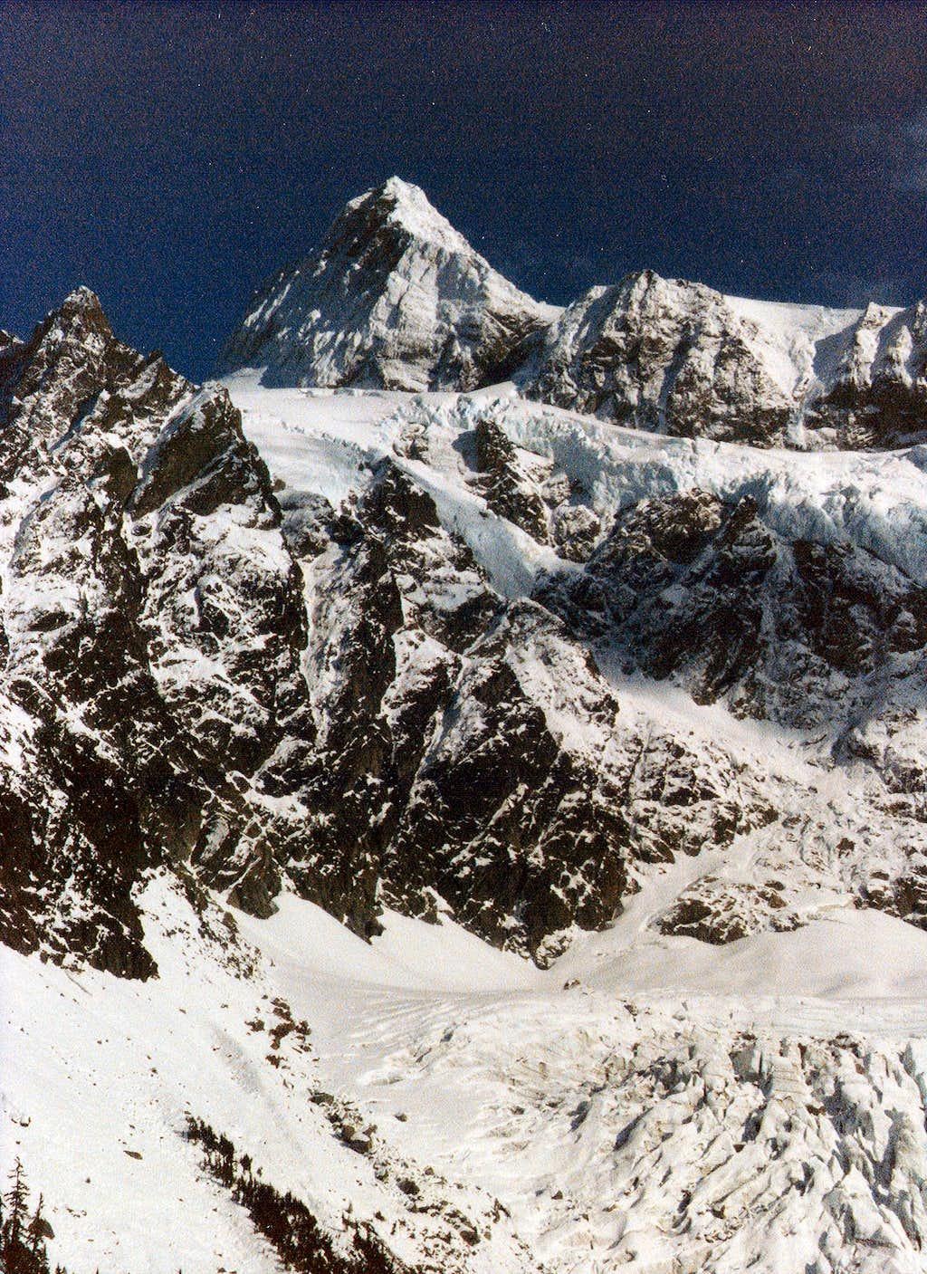 Mount Shuksan, 1984