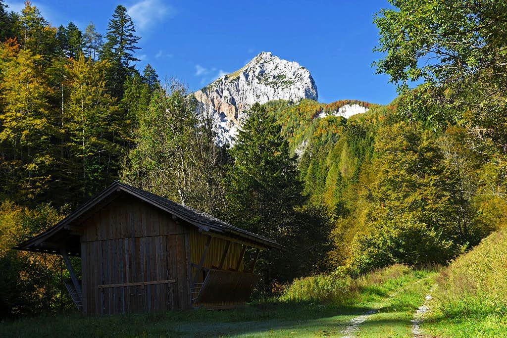 Kosutni potok / Potokbach valley