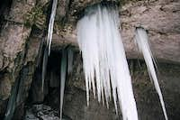 The ice cave of Lecherines...