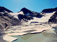 Colonial Glacier + Neve Peak