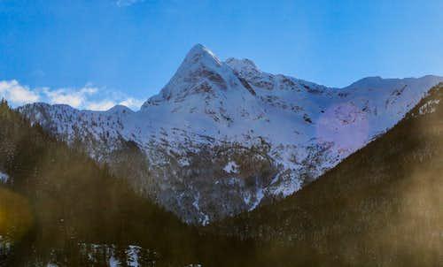 Pyramid Peak (WA) (Whatcom)