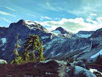Colonial Peak Approach
