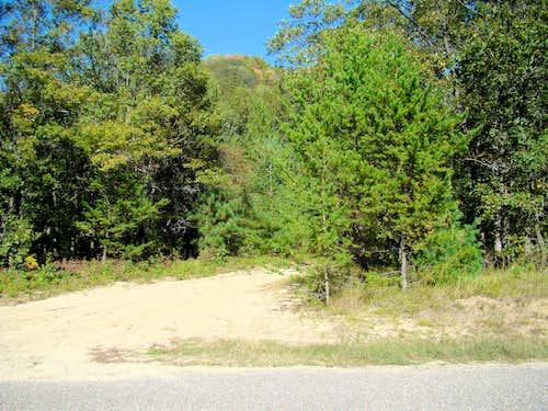 Saddle Mound Trailhead