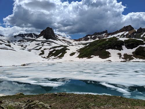 Ice Lakes Basin- July 2019