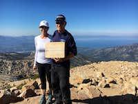 Freel Peak 10,881 10-14-19