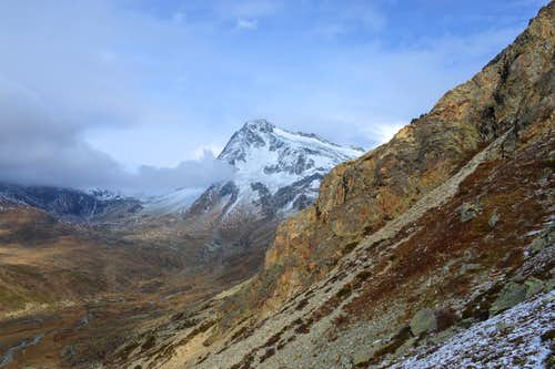 Mont Gelè (3.518m)