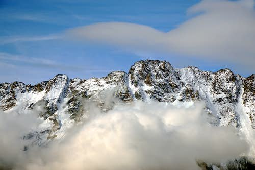 La Salliaousa (3.322m)
