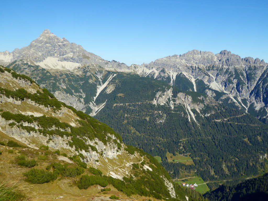 Urbeleskarspitze