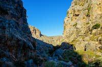 15 Katsounaki canyon in Crete