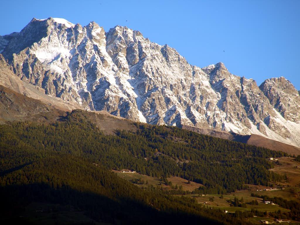 Mont Velan S-SE Face