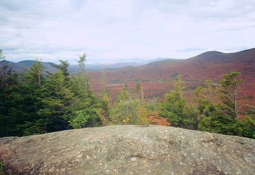 Shot from summit of Bald Mtn...
