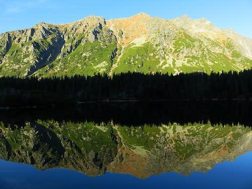 Tępa - slov. Tupá - 2285 m