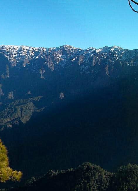 Piedra Llana, Pico de la...