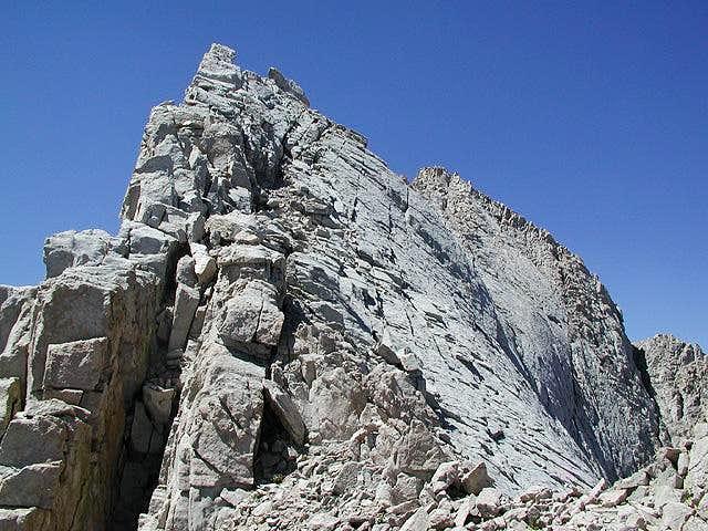 The East Ridge on August 24,...