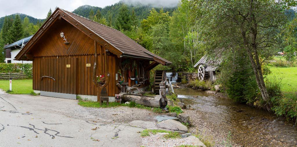 Mills in Bodental