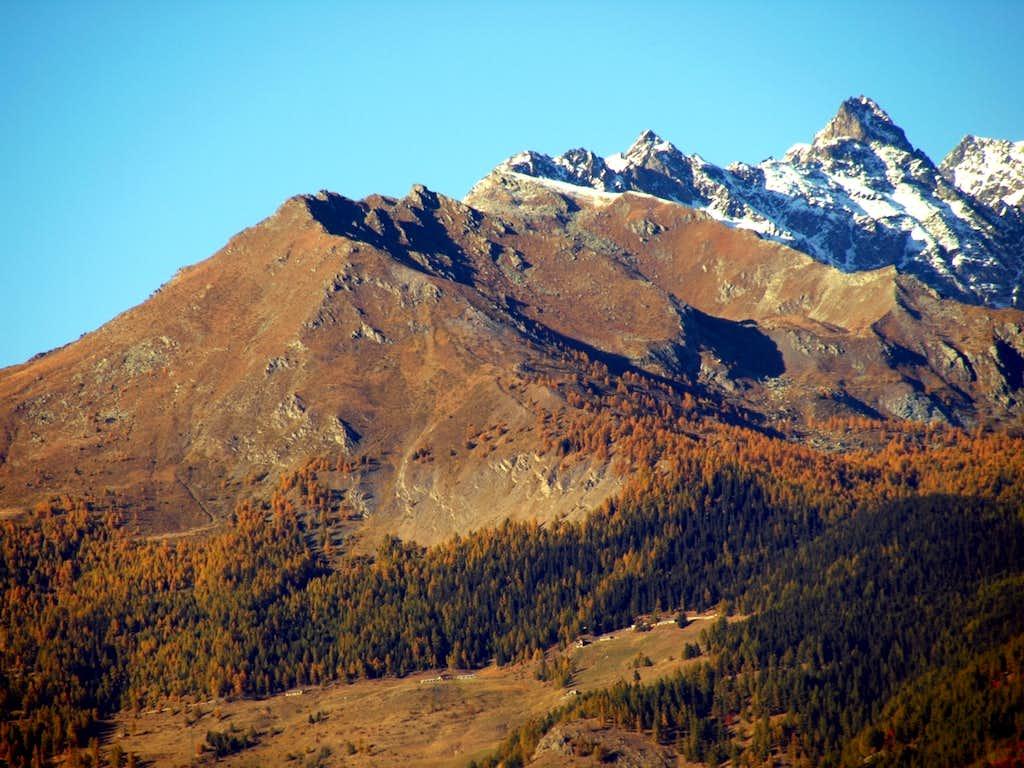 V'lan partial Southern watershed between Mont Saron & La Salliaousa
