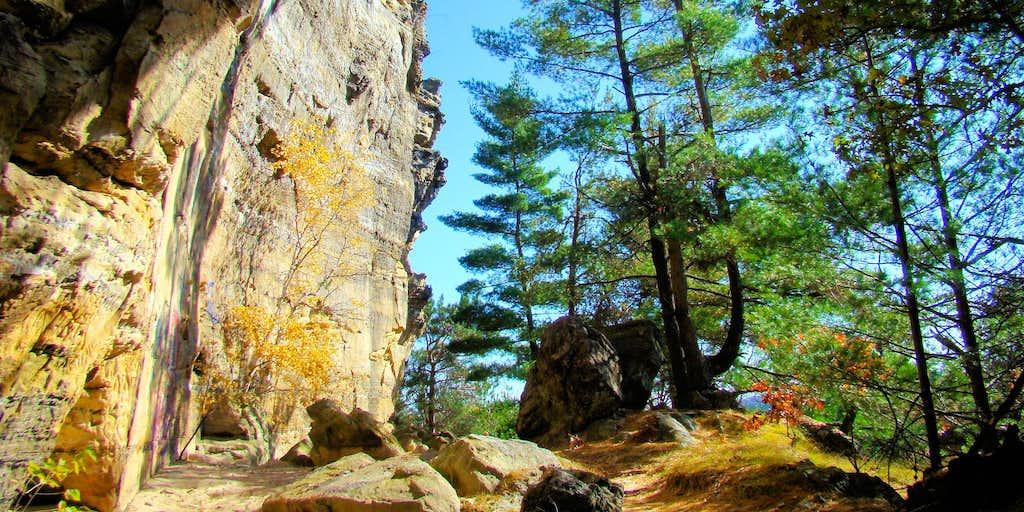 Wildcat Cliff