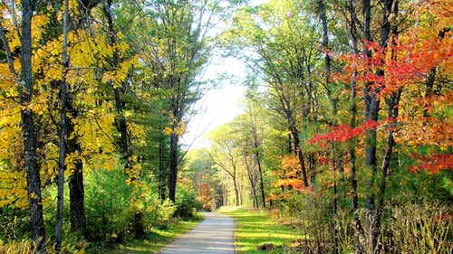 Autumn on the Altoona Trail