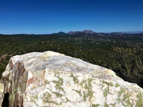 Quartz Mountain - Prescott
