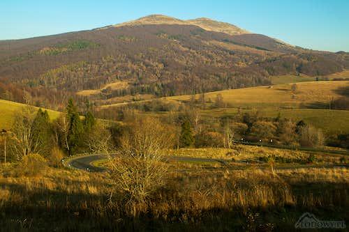 Mount Carynska