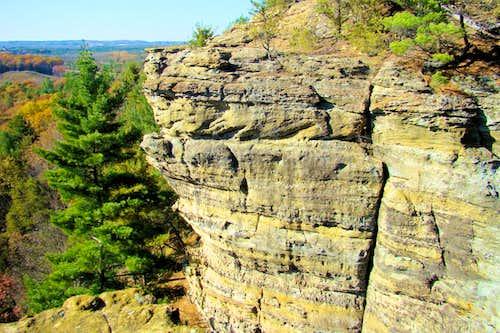 Wildcat Mound Overlook