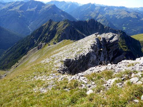 Vordere and Hintere Suwaldspitze