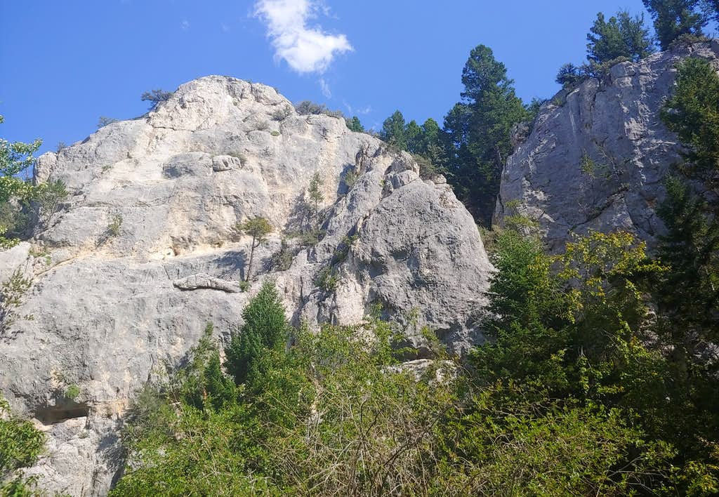 Indian Creek Crag