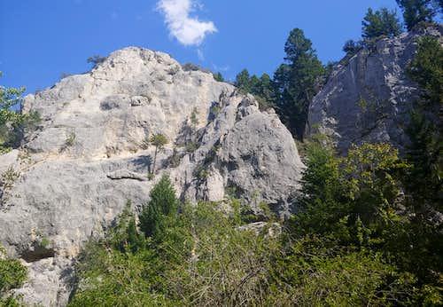 Indian Creek Crag