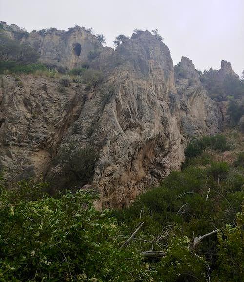 Indian Creek Crags