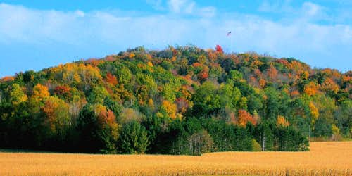 Elk Mound Autumn 2019