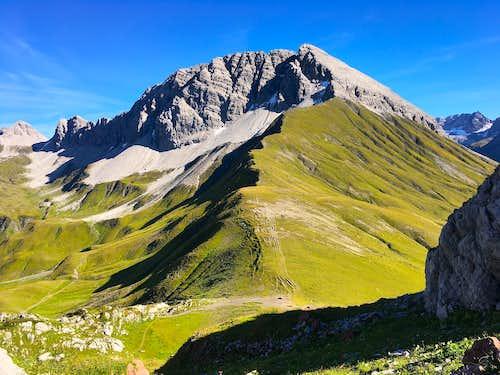 Rüfispitze (2632 m)