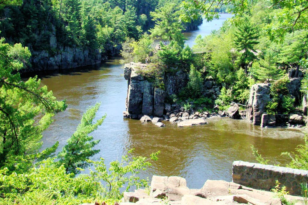 The Gorge on the St. Croix River