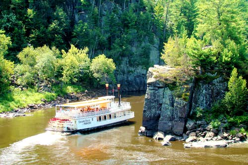 St. Croix Riverboat