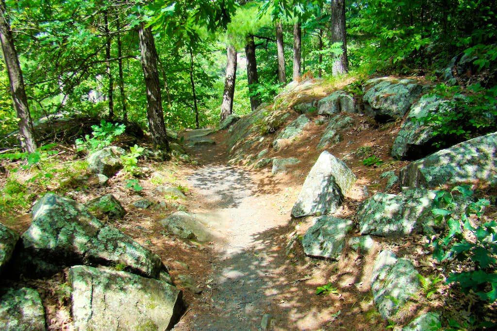 Summit Rock Trail