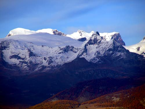 From Velan to Mont Blanc and to Rosa and beyond in time and space / 3
