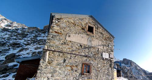 Old Turin refuge
