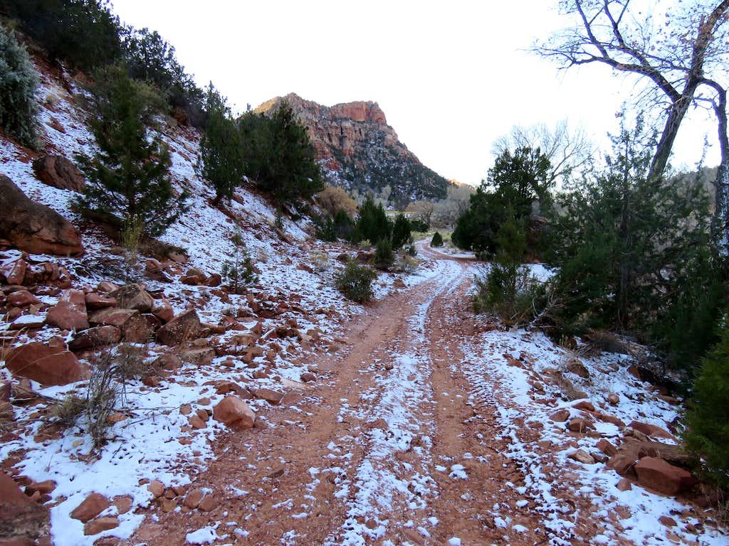 Short Creek Canyon