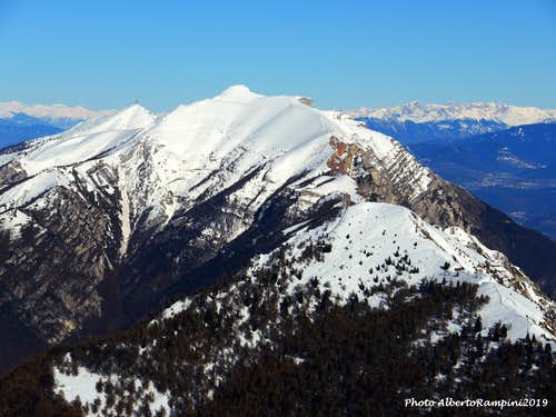 Monte Bondone three summits