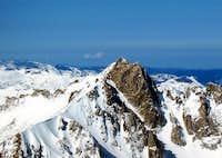 California's Matterhorn Peak...