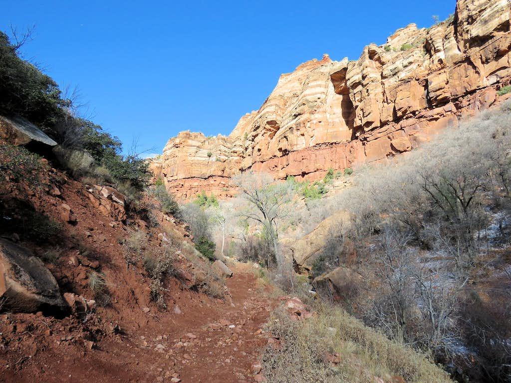 Squirrel Canyon