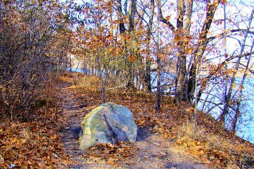 Mt. Simon Eastside Shore Trailhead