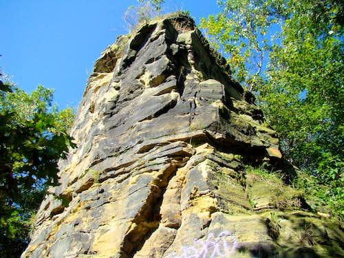 Mt. Simon Summit Block