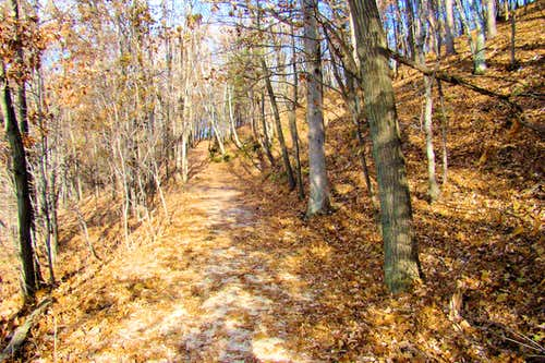 Mt. Simon Westside Trail