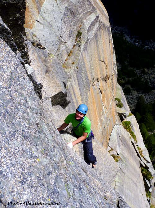 On the upper pitches of Tempi Moderni, Caporal
