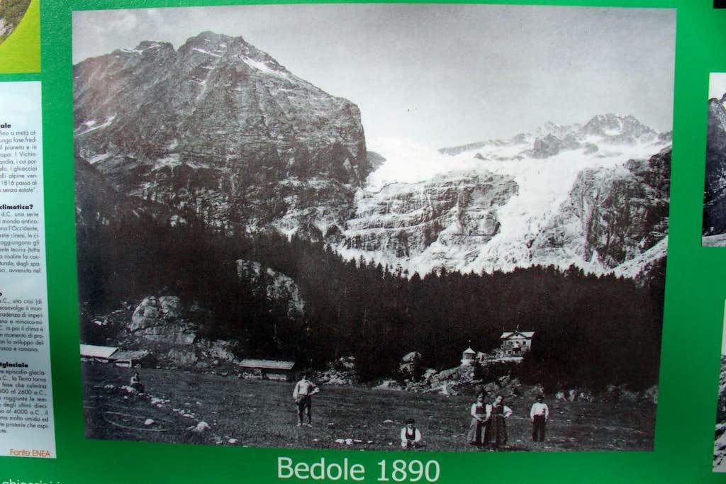Val di Genova day trip. Malga Bedole - 1890